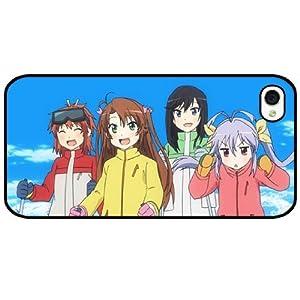 のんのんびより キャラクター iPhone5 ケース アイフォン5s 専用ケース iPhone5s カバー アニメ