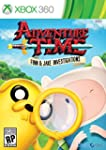 Adventure Time Finn and Jake Investig...