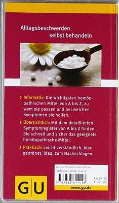 Homöopathie (GU Gesundheits-Kompasse)