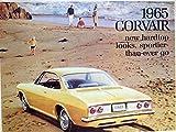 Chevrolet Corvair brochure 1965