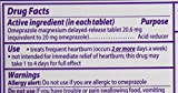 Prilosec OTC Frequent Heartburn Medicine and Acid Reducer Wildberry Flavor Tablets, 14 Count