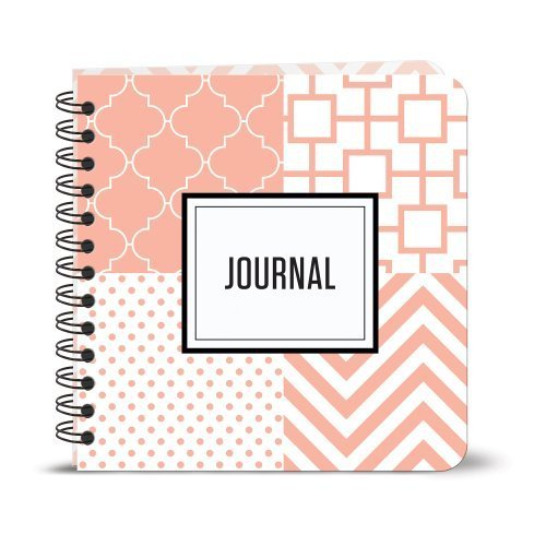 spiral-bound-journal-for-995-725-square-modern-design-coral-by-note-card-cafe