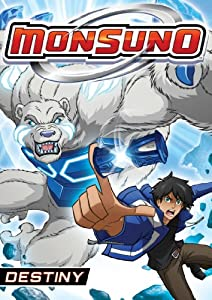 Monsuno: Destiny [DVD] [2011] [Region 1] [US Import] [NTSC]