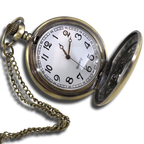 Vintage Style Antique Pocket Watch with 31