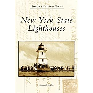 New York State Lighthouses   (NY)  (Postcard History)