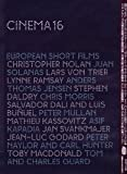 CINEMA 16:EUROPEAN SHORT FILMS [DVD]