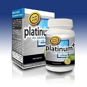 Garcinia Cambogia 1500mg- 90 Capsules 60 Hca Extract Appetite Suppressant Weight Loss Pills Multivitamin Best Diet Pills from Platinum Plus