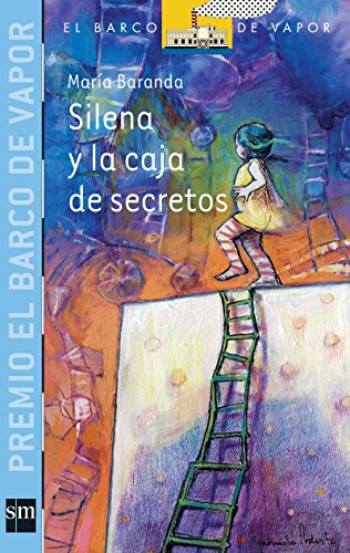 Silena y la caja de secretos / Silena and the Box of Secrets (El Barco De Vapor: Serie Azul / the Steamboat: Blue Series) (Spanish Edition) (Barco De Vapor Serie Azul compare prices)