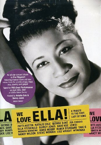 We Love Ella! - A Tribute To The First Lady Of Song [DVD] [2007]