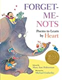 Forget-Me-Nots: Poems to Learn by Heart (031612947X) by Hoberman, Mary Ann