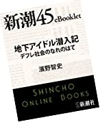 地下アイドル潜入記 デフレ社会のなれのはて—新潮45eBooklet
