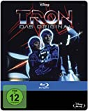 TRON - Steelbook [Blu-ray]