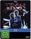 TRON - Steelbook [Blu-ray]