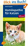 Hom�opathie f�r Katzen: Extra: mit Ba...