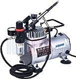 Mini Airbrush Compressor Kit - AS18-2 Kit 1