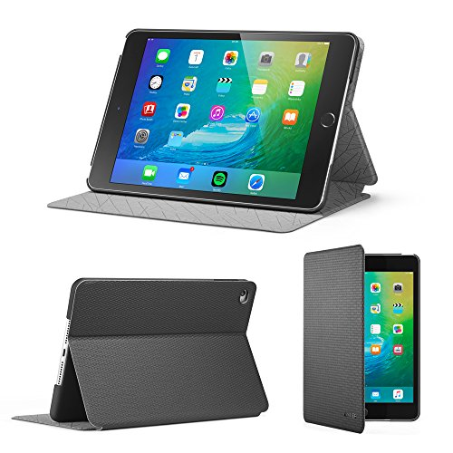 Anker iPad mini 4用 ウルトラスリム フォリオケース 【オートスリープ対応スマートカバー / マルチアングルスタンド対応 / 18ヶ月保証】