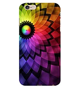 99Sublimation Multi Colour Design 3D Hard Polycarbonate Back Case Cover for Apple iPhone 6