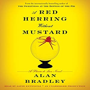 A Red Herring Without Mustard Audiobook