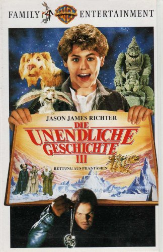 Die unendliche Geschichte III - Rettung aus Phantasien [VHS]