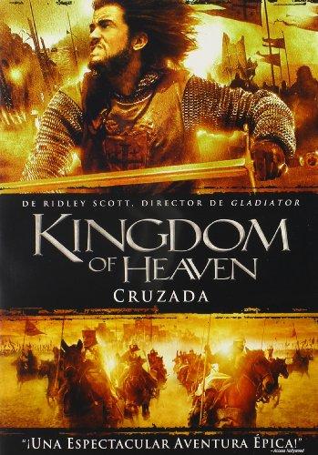 DVD : Kingdom Of Heaven (Spanish Version, Spanish Packaging, Widescreen, 2 Disc)