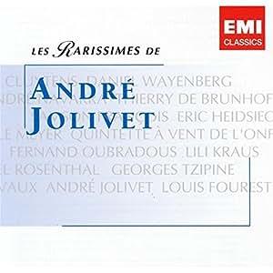 Andre Jolivet, French National Orchestra, Serge Baudo, Fernand Dufrene