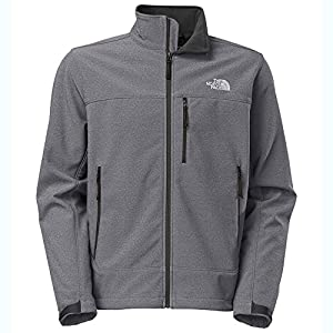 The North Face Apex Bionic Jacket - Men's Asphalt Grey Heather Medium from The North Face