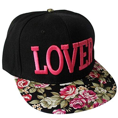 LHWY -  Cappellino da baseball  - Uomo Hot Pink Taglia unica