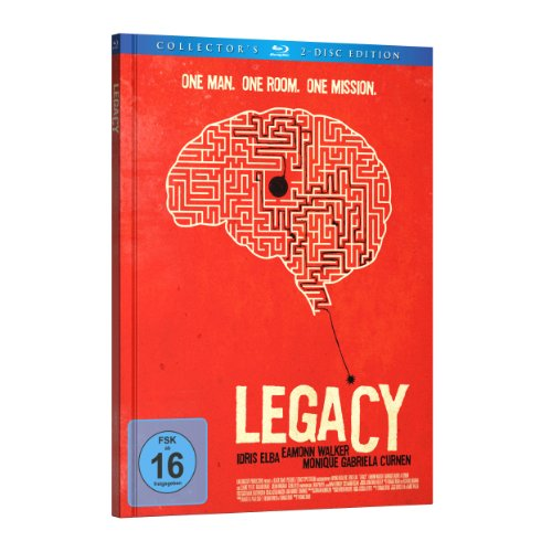 Legacy - Collector's 2-Disc Edition (DVD + Blu-ray)