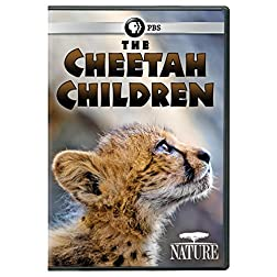 NATURE: The Cheetah Children DVD