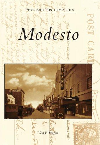Modesto (Postcard History)