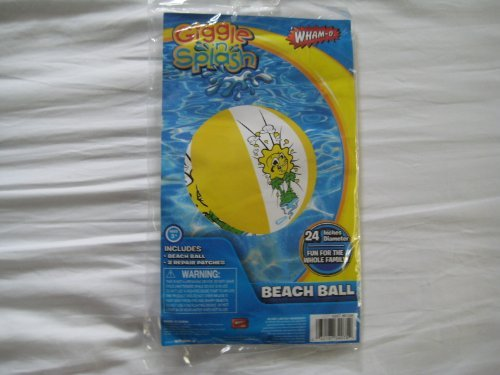 Wham-o Giggle 'n Splash Beach Ball