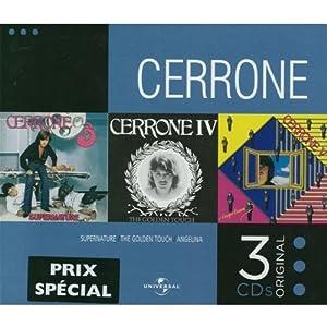 Coffret 3 CD : Supernature 3 / The Golden Touch / Cerrone V