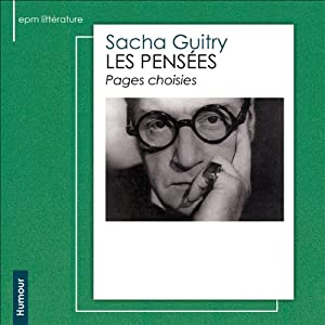 Les pensées / Pages choisies Audiobook