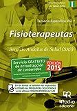 img - for Fisioterapeutas del SAS. Temario espec fico. Volumen 1 (Spanish Edition) book / textbook / text book
