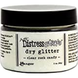 Ranger 3 oz Tim Holtz Distress Stickles, Clear Rock Candy