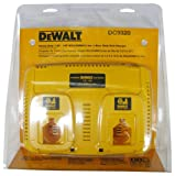 DEWALT DC9320 Heavy-Duty 7.2 Volt – 18 Volt Dual Port Charger