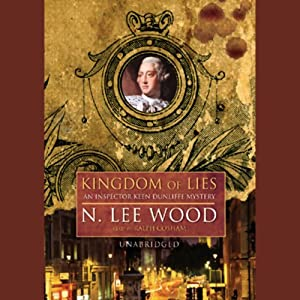 Kingdom of Lies Audiobook