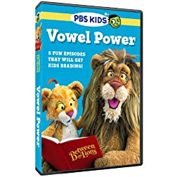 Between the Lions: Vowel Power