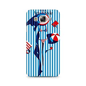 Ebby Beach Relax Premium Printed Case For Samsung Grand 2 G7106