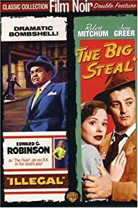 Film Noir Double Feature (Illegal / The Big Steal)
