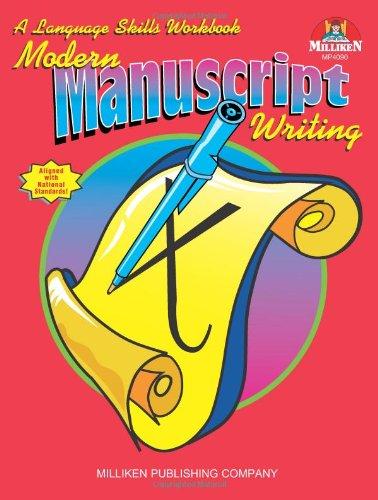 Modern Manuscript Writing (Milliken Publishing Company compare prices)