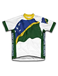 Salomon Islands Flag Short Sleeve Cycling Jersey for Women