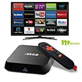 [New!!!] Monba M8S Plus Android TV BOX Kodi fully loaded XBMC Amlogic S812 Quad Core 2GB/16GB Wifi LAN 4k tv blu ray player Kodi Player Streaming Media Player