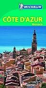 C�te d'Azur : Principaut� de Monaco par Michelin