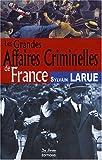 France Grandes Affaires Criminelles