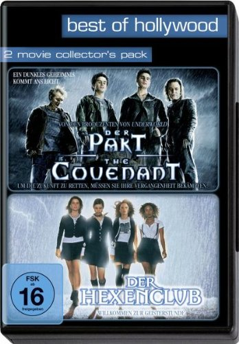 Der Pakt - The Covenant/Der Hexenclub - Best of Hollywood (2 DVDs)