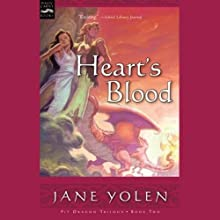 Heart's Blood: The Pit Dragon Chronicles (       UNABRIDGED) by Jane Yolen Narrated by Marc Thompson