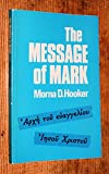 img - for The Message of Mark book / textbook / text book
