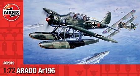 Airfix - A02019 - Maquette - Arado AR196