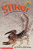 Sting: A Book About Dangerous Animals (Hello Reader Science Level 3) (0439334098) by Berger, Melvin